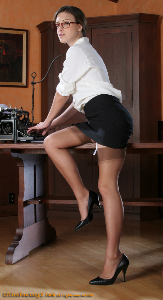[Office Fantasy] Andie 6-Images