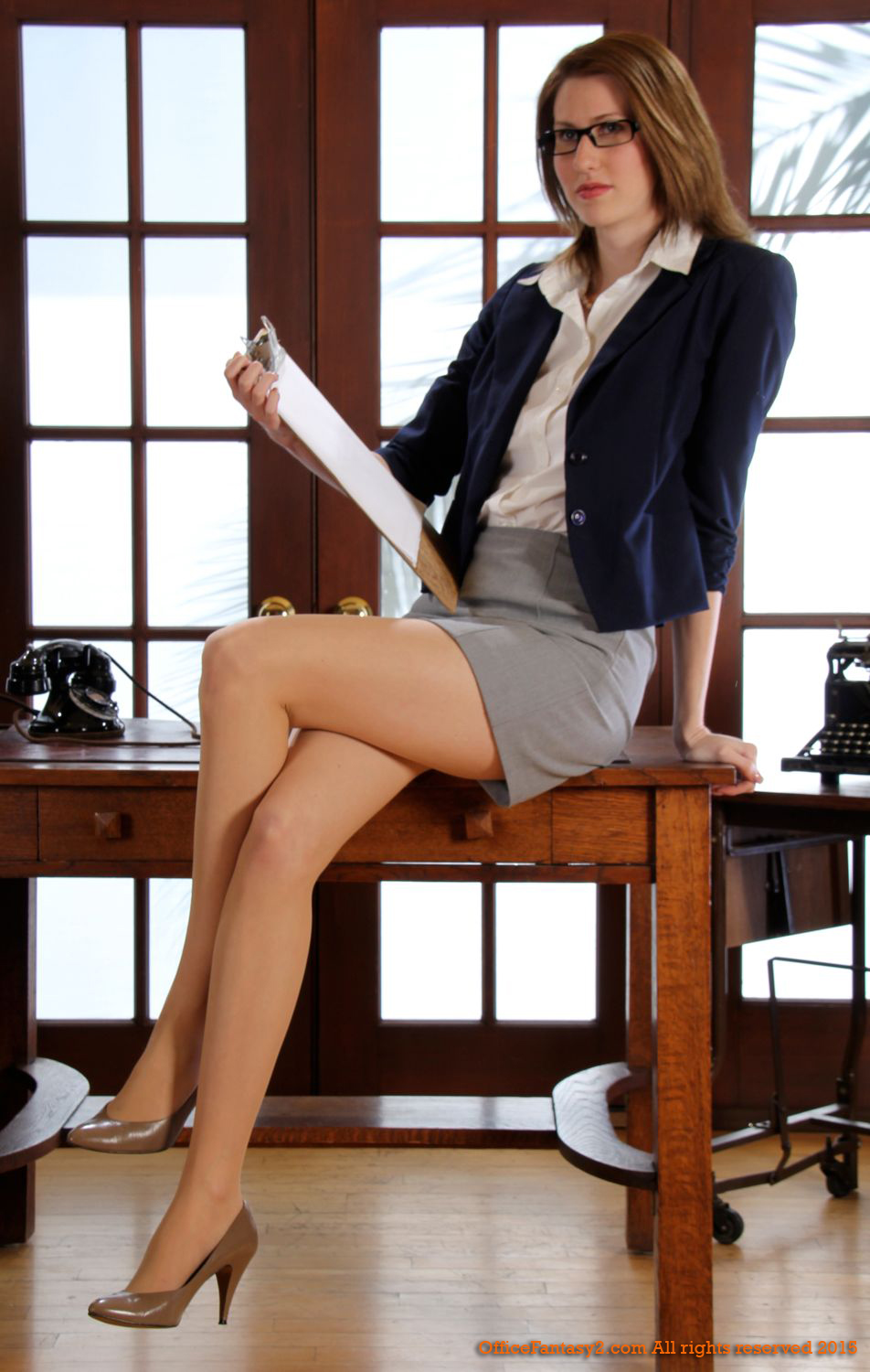 [Office Fantasy] Jessica01