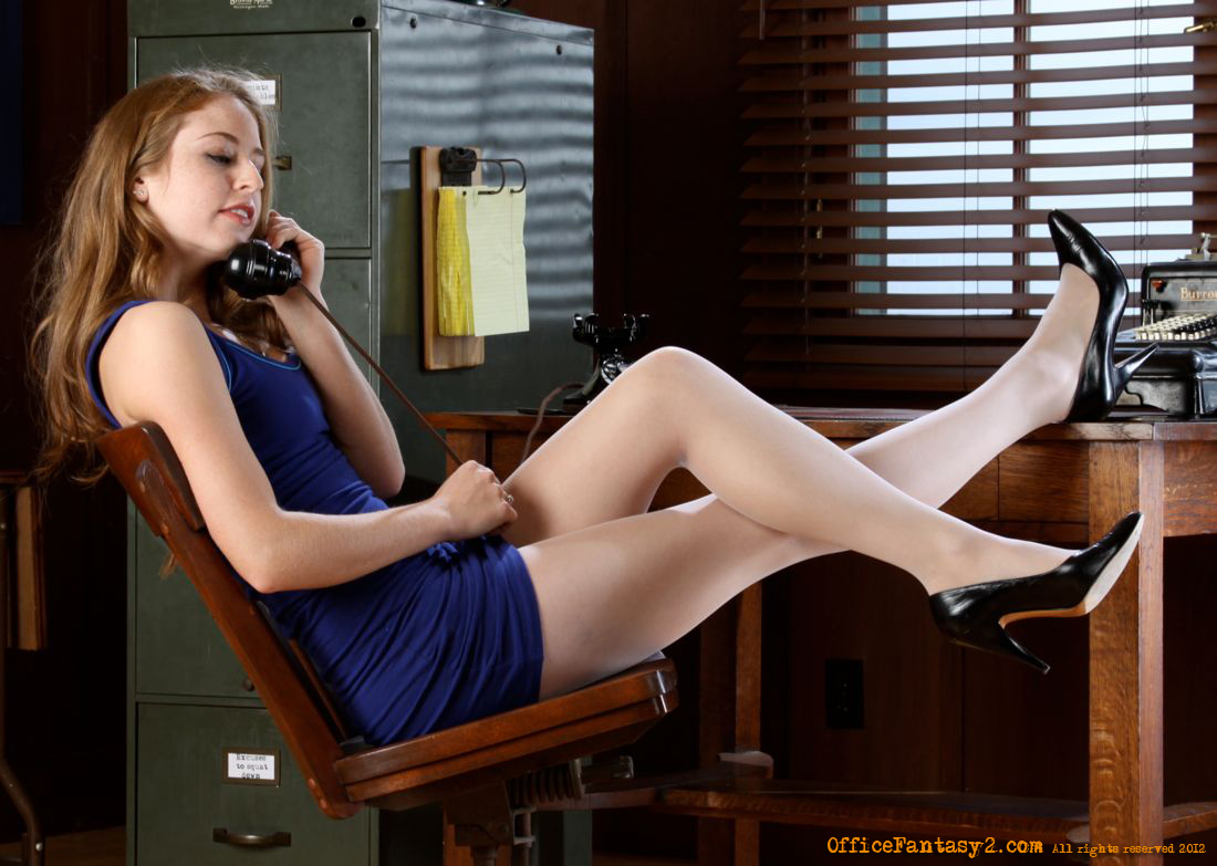 [Office Fantasy] Keira02