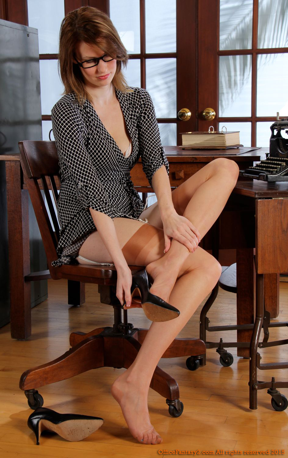 [Office Fantasy] Jessica02
