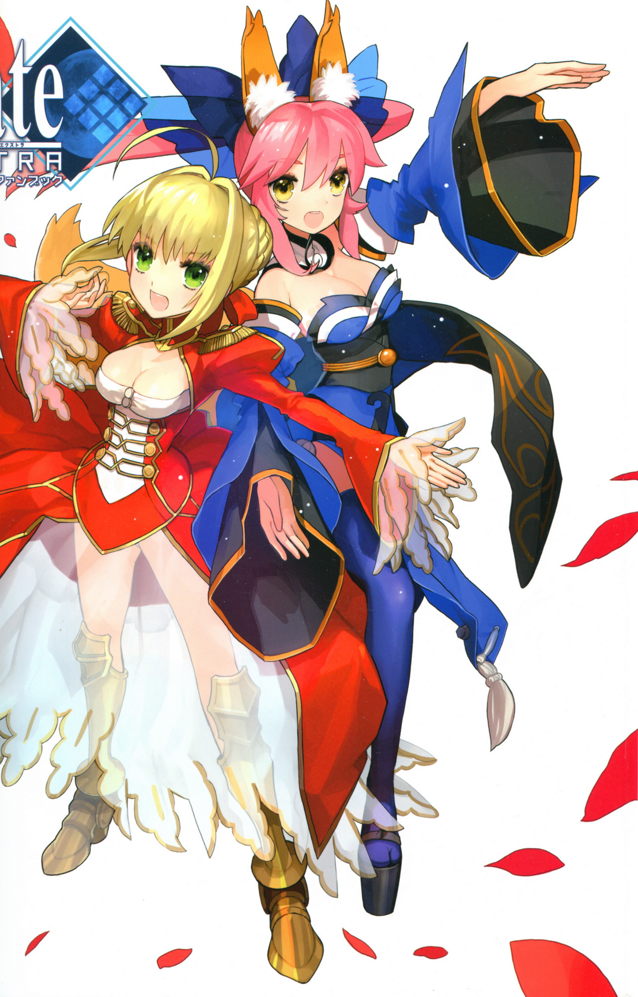 Fate/Extra Visual Fanbook